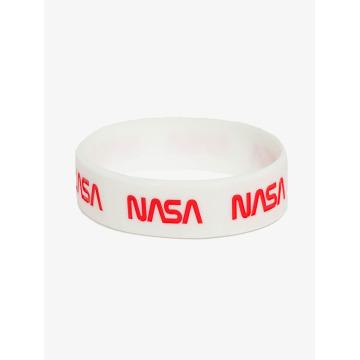 Mister Tee Bracelet NASA white