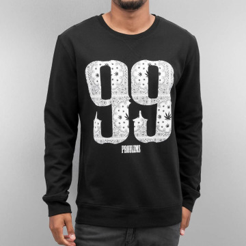 Mister Tee Pullover 99 Problems Bandana black