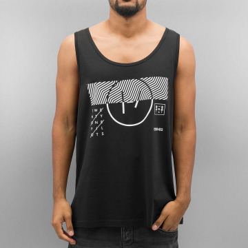 Mister Tee Tank Tops Twenty One Pilots black