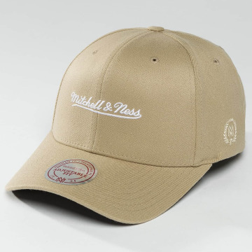 Mitchell & Ness Snapback Cap 110 The Camo & Suede beige