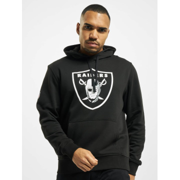 New Era Hoodie Team Logo Oakland Raiders black