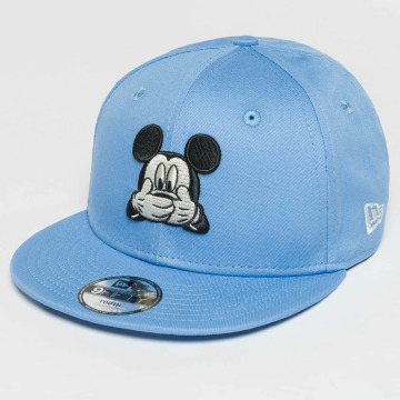 New Era Snapback Cap Disney Xpress Mickey Mouse blue