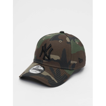 New Era Snapback Cap League Essential NY Yankees 9Forty camouflage