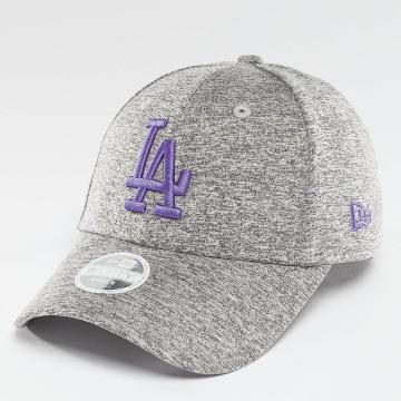 New Era Snapback Cap Tech Jersey LA Dodgers  9Forty gray