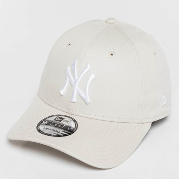 New Era Snapback Cap League Essential NY Yankees gray