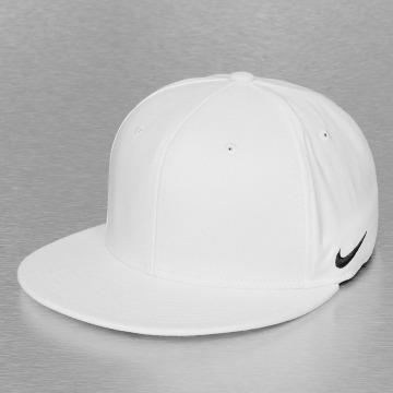 Nike Flexfitted Cap True Swoosh white