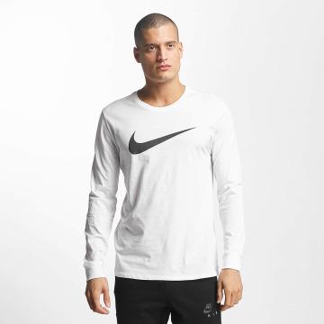 Nike Longsleeve Icon Swoosh white
