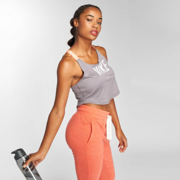 Nike Performance Top Dry gray