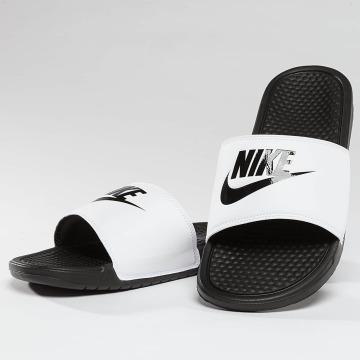 Nike Sandals Benassi JDI white