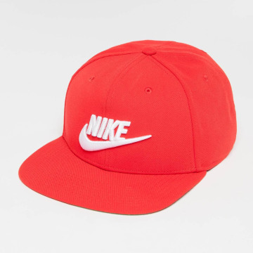 Nike Snapback Cap Sportswear Futura Pro red