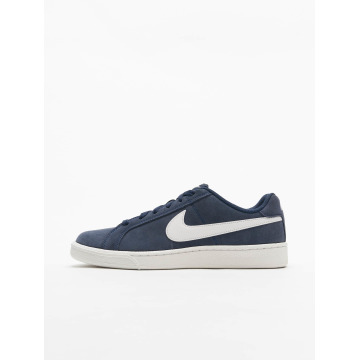 Nike Sneakers Court Royale Suede blue
