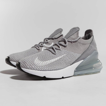 Nike Sneakers Air Max 270 Flyknit gray