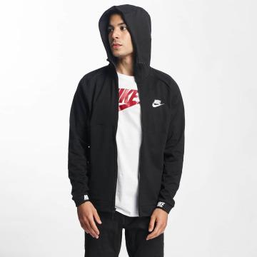 Nike Zip Hoodie Sportswear Advance 15 black