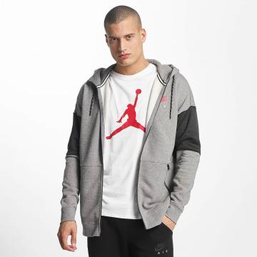 Nike Zip Hoodie NSW Air gray