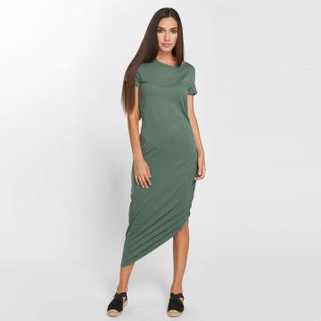 Noisy May Dress Abia Ola green