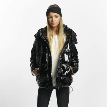 Noisy May Puffer Jacket nmSnipe black