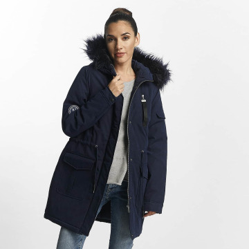 Noisy May Winter Jacket nmLove blue
