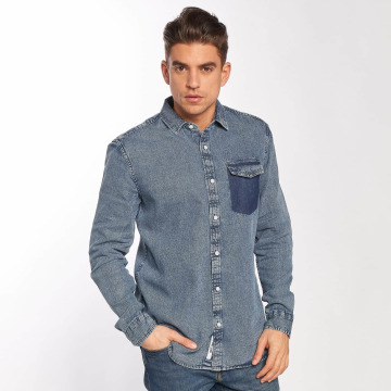 Only & Sons Shirt onsNeville blue