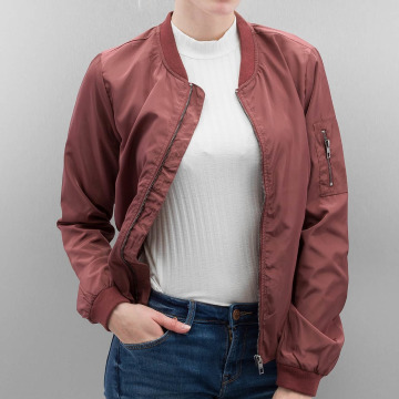 Only Bomber jacket onlLinea red