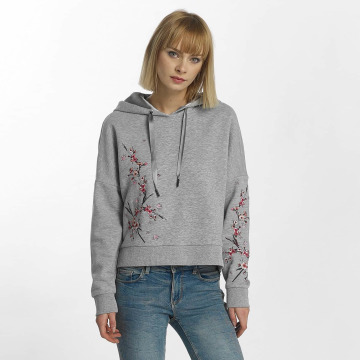 Only Hoodie onlSanne gray