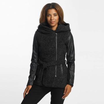 Only Winter Jacket onlNew Lisford Wool black