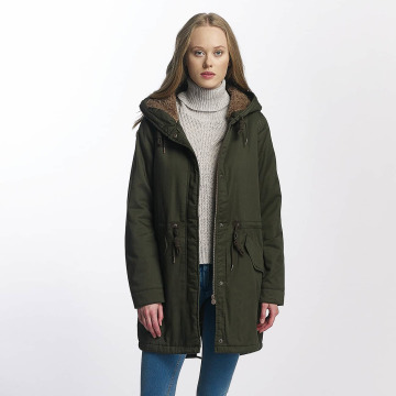 Only Winter Jacket onlFavourite green