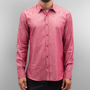 Open Shirt Flow red
