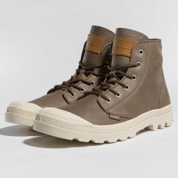 Palladium Boots Pampa Leather brown