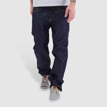 Pelle Pelle Loose Fit Jeans Baxten Demin indigo