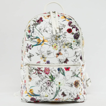 Pieces Backpack pcIane white