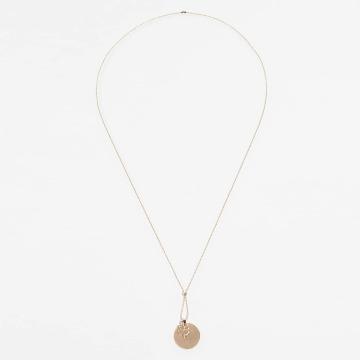 Pieces Necklace pcTril gold