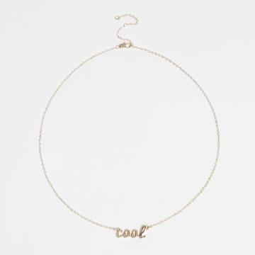 Pieces Necklace pcMila gold