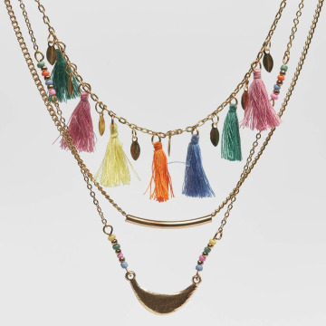 Pieces Necklace pcDoris gold