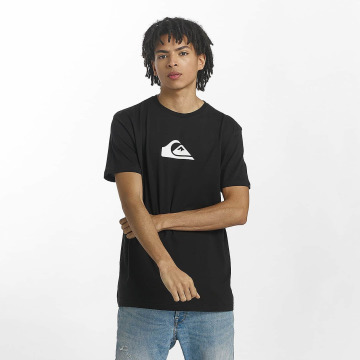 Quiksilver T-Shirt Classic Comp Logo black