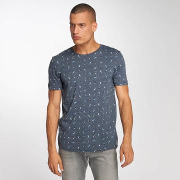 Ragwear T-Shirt Taylor blue