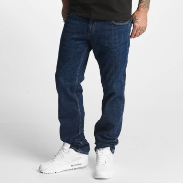 Reell Jeans Straight Fit Jeans Lowfly blue