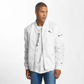 Rocawear Bomber jacket Dariusz white