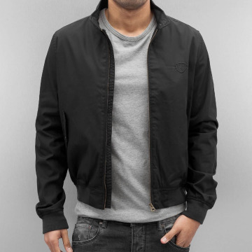Schott NYC Lightweight Jacket Stardust black