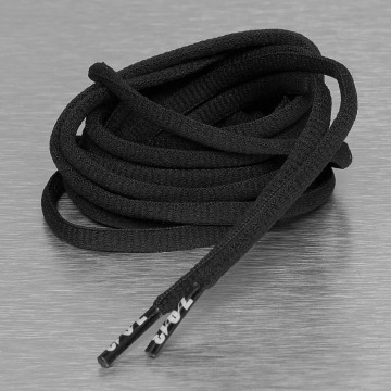 Seven Nine 13 Shoelace Hard Candy Round black