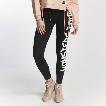 Sixth June Leggings/Treggings Basic black