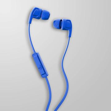 Skullcandy Headphone Smokin Bud 2 Mic 1 In blue