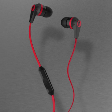 Skullcandy Headphone Ink'd 20 s red