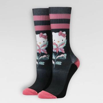Stance Socks Flower Friend black