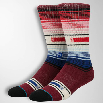 Stance Socks Hatchets red