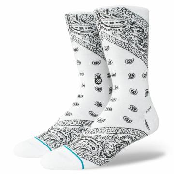 Stance Socks Barrio white