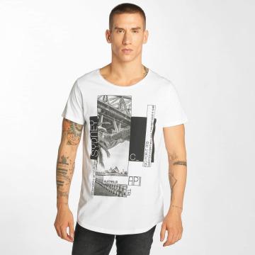 Sublevel T-Shirt Sydney white
