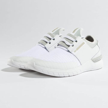 Supra Sneakers Flower Run white