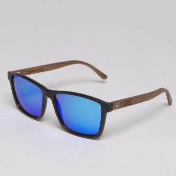TAKE A SHOT Sunglasses Karlsson Walnussholz brown
