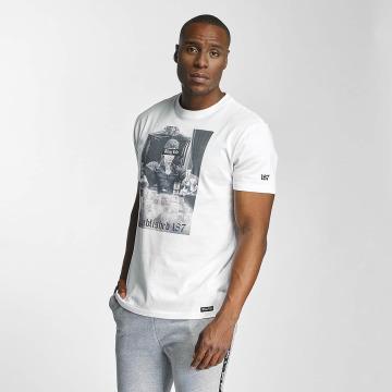Thug Life T-Shirt Scar white