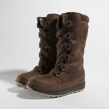 Timberland Boots-1 Mukuluk 8 In Lace-Up brown